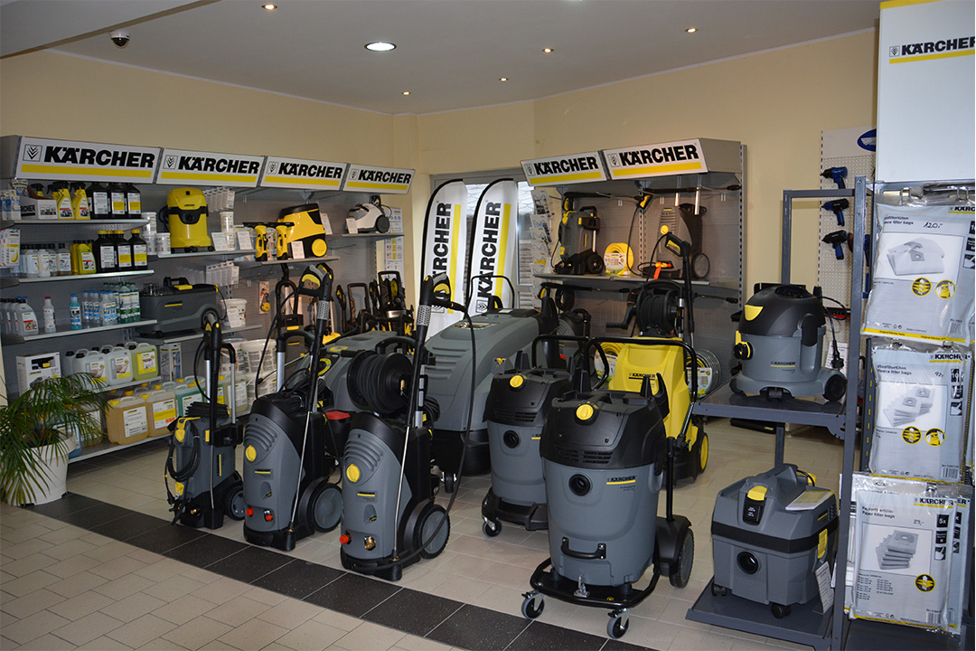 Impet dealer karcher grudziądz
